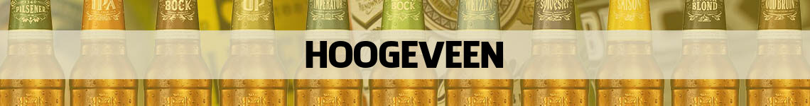 bier bestellen en bezorgen Hoogeveen