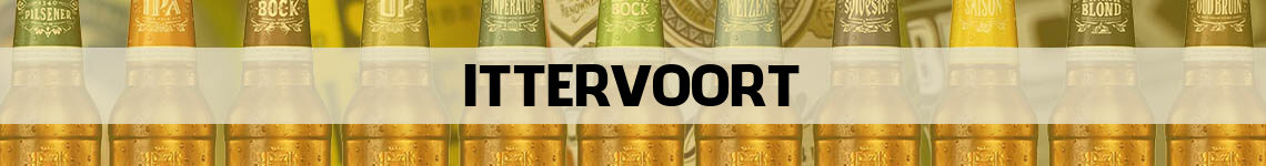 bier bestellen en bezorgen Ittervoort