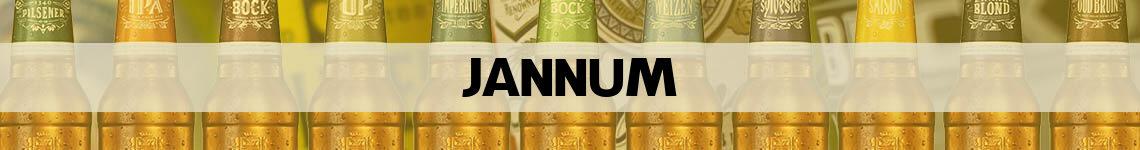 bier bestellen en bezorgen Jannum