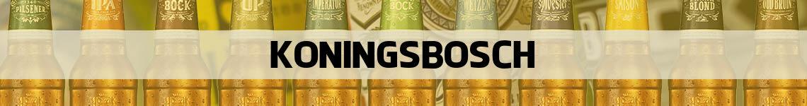 bier bestellen en bezorgen Koningsbosch