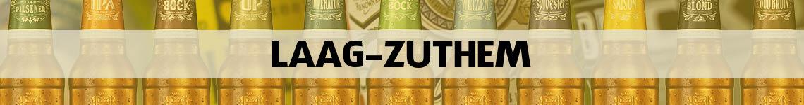 bier bestellen en bezorgen Laag Zuthem