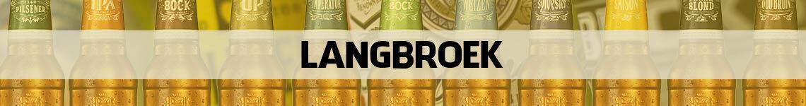 bier bestellen en bezorgen Langbroek