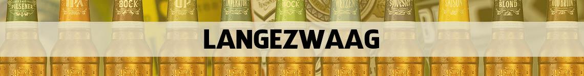 bier bestellen en bezorgen Langezwaag