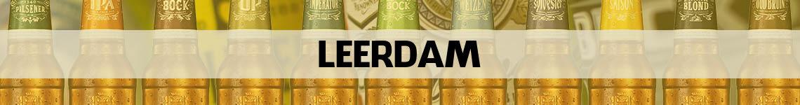 bier bestellen en bezorgen Leerdam