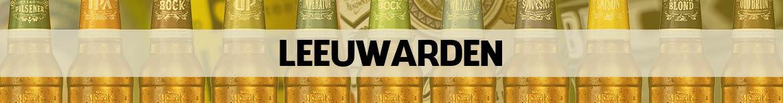 bier bestellen en bezorgen Leeuwarden
