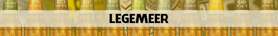bier bestellen en bezorgen Legemeer