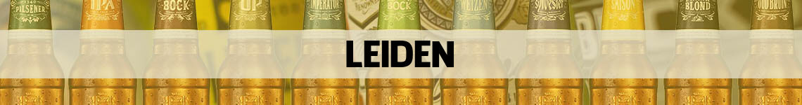 bier bestellen en bezorgen Leiden