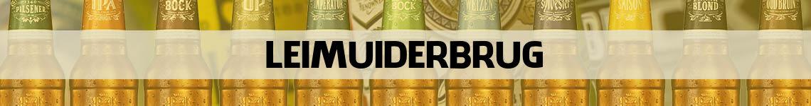 bier bestellen en bezorgen Leimuiderbrug