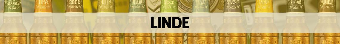 bier bestellen en bezorgen Linde