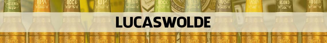 bier bestellen en bezorgen Lucaswolde