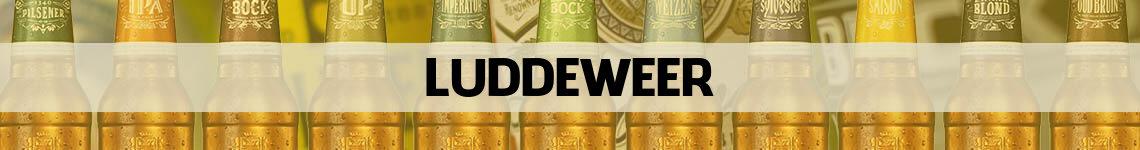 bier bestellen en bezorgen Luddeweer
