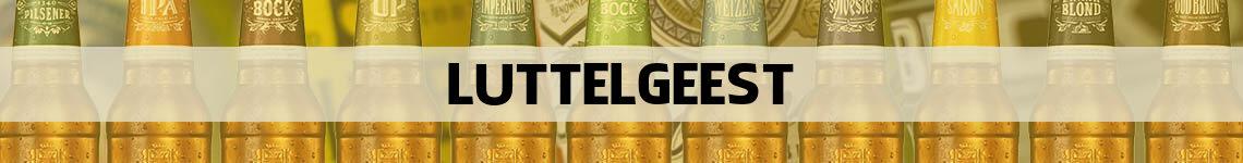 bier bestellen en bezorgen Luttelgeest