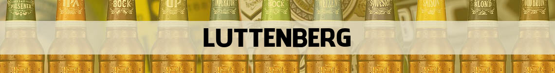 bier bestellen en bezorgen Luttenberg