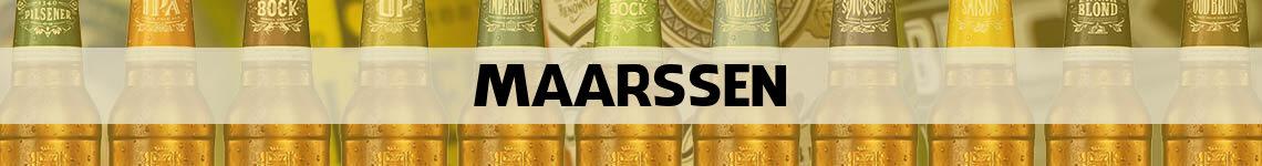 bier bestellen en bezorgen Maarssen