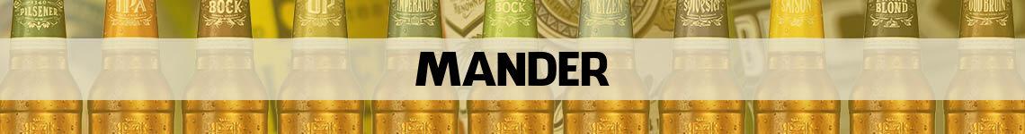 bier bestellen en bezorgen Mander