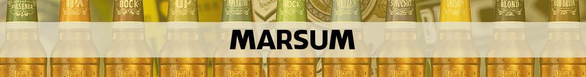 bier bestellen en bezorgen Marsum