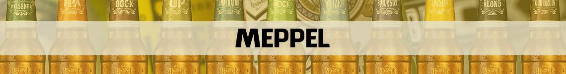 bier bestellen en bezorgen Meppel