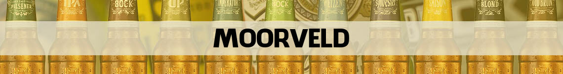 bier bestellen en bezorgen Moorveld
