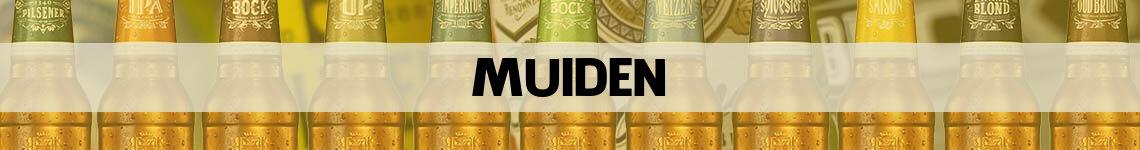 bier bestellen en bezorgen Muiden