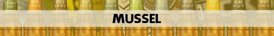 bier bestellen en bezorgen Mussel