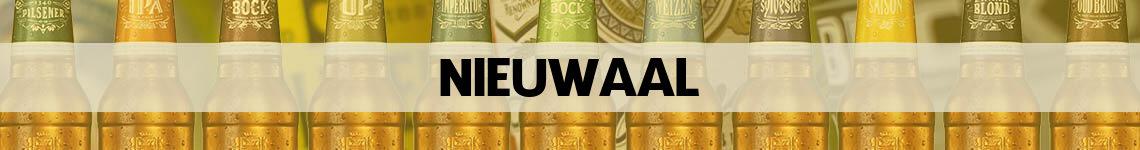 bier bestellen en bezorgen Nieuwaal