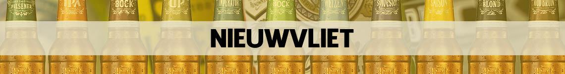 bier bestellen en bezorgen Nieuwvliet