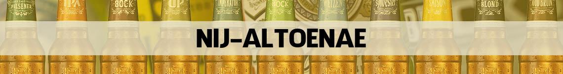 bier bestellen en bezorgen Nij Altoenae