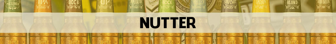 bier bestellen en bezorgen Nutter