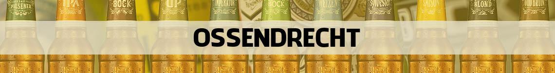 bier bestellen en bezorgen Ossendrecht