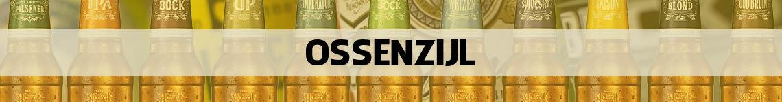 bier bestellen en bezorgen Ossenzijl