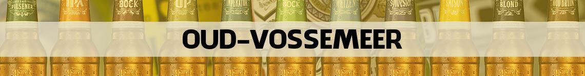 bier bestellen en bezorgen Oud-Vossemeer