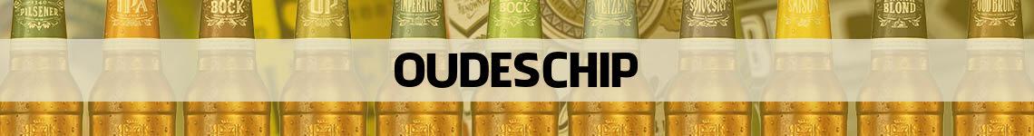 bier bestellen en bezorgen Oudeschip