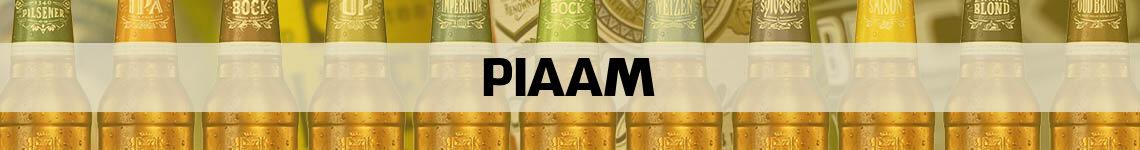 bier bestellen en bezorgen Piaam