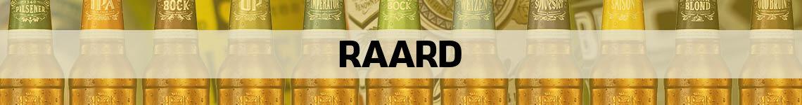 bier bestellen en bezorgen Raard