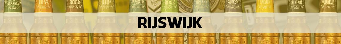 bier bestellen en bezorgen Rijswijk
