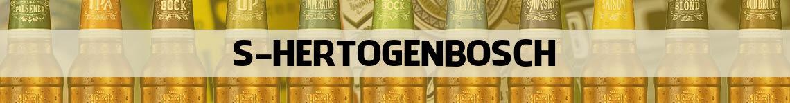 bier bestellen en bezorgen 's Hertogenbosch