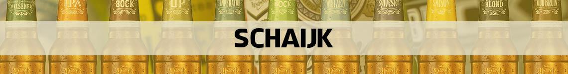 bier bestellen en bezorgen Schaijk