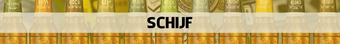 bier bestellen en bezorgen Schijf