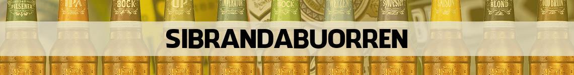 bier bestellen en bezorgen Sibrandabuorren