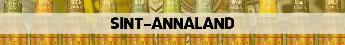 bier bestellen en bezorgen Sint-Annaland