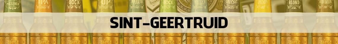bier bestellen en bezorgen Sint Geertruid