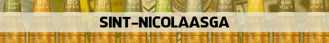 bier bestellen en bezorgen Sint Nicolaasga