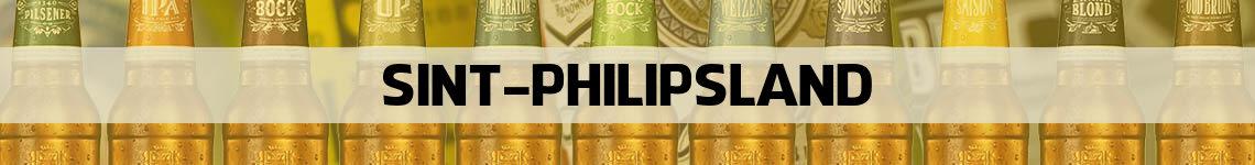bier bestellen en bezorgen Sint Philipsland