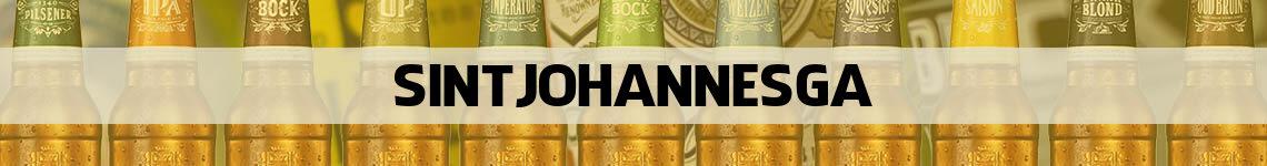 bier bestellen en bezorgen Sintjohannesga