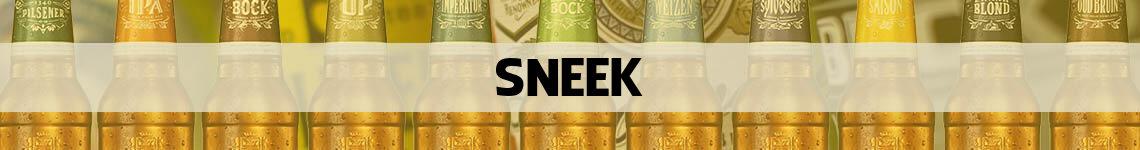 bier bestellen en bezorgen Sneek