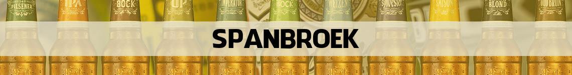 bier bestellen en bezorgen Spanbroek