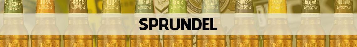 bier bestellen en bezorgen Sprundel