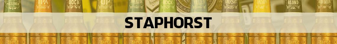 bier bestellen en bezorgen Staphorst