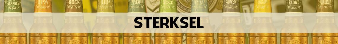 bier bestellen en bezorgen Sterksel