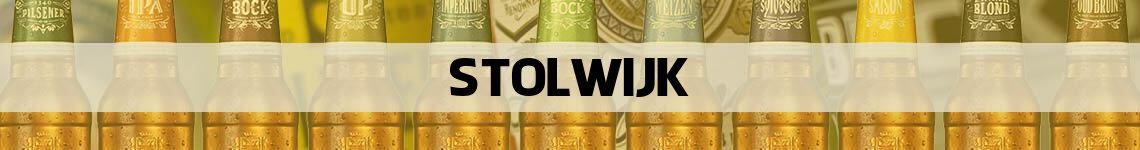 bier bestellen en bezorgen Stolwijk